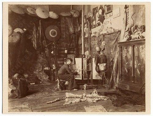l 39 atelier salon du peintre acad mique