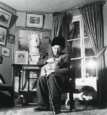 Paul Léautaud Et Les Chats