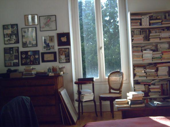 Voyage autour de ma chambre monique centerblog for Chambre de punition